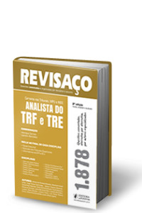 Analista e Técnico do TRF e TRE