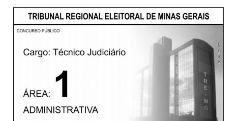 Provas Anteriores do Concurso para Técnico Judiciário do TRE-MG