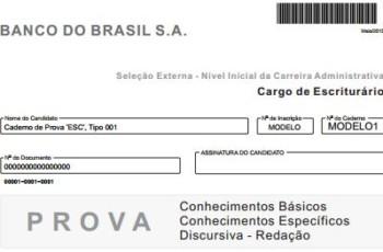 Concurso do Banco do Brasil: Baixe as Provas Anteriores Gratuitamente