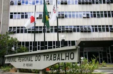 TRT-MG divulga número de cargos vagos de Analista e Técnico Judiciário