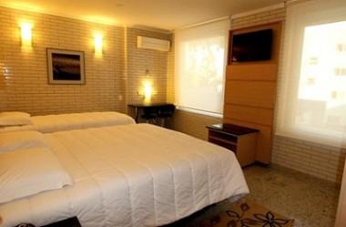 10 Hotéis indicados para Concurseiros em Curitiba