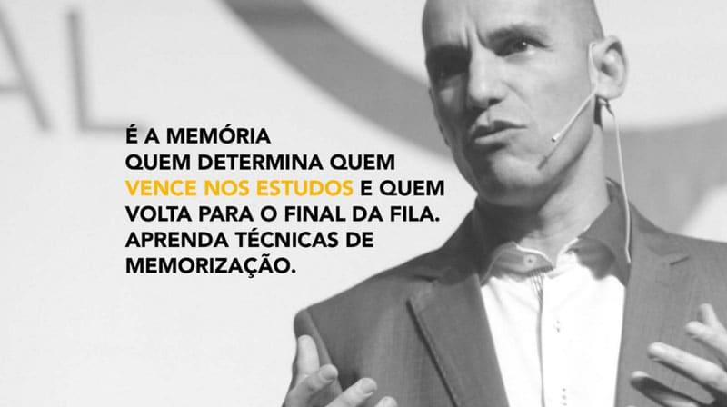 Curso de Memorização Renato Alves Como Funciona