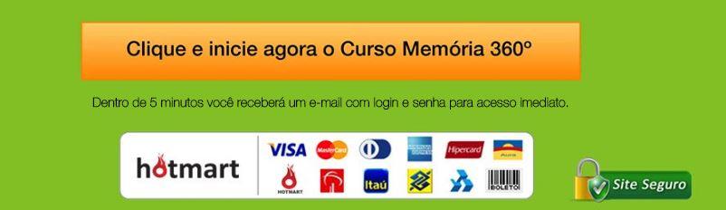 Comprar Curso Memória 360