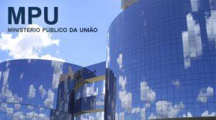 Concurso MPU 2017 Comissão Formada