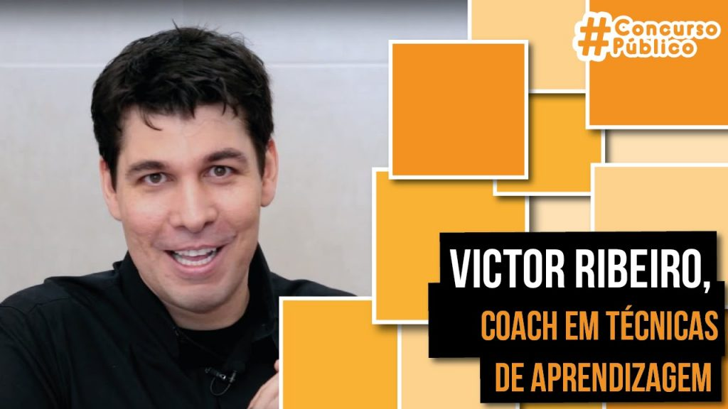 Coaching para concursos Victor Ribeiro