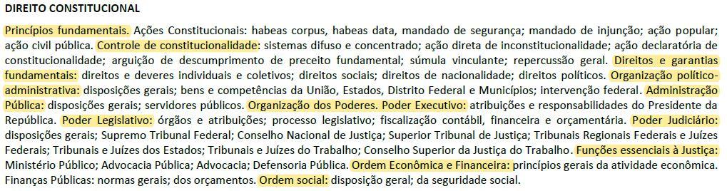 pdf gran cursos direito constitucional