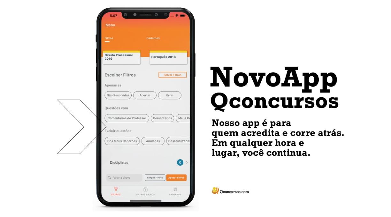 app qconcursos
