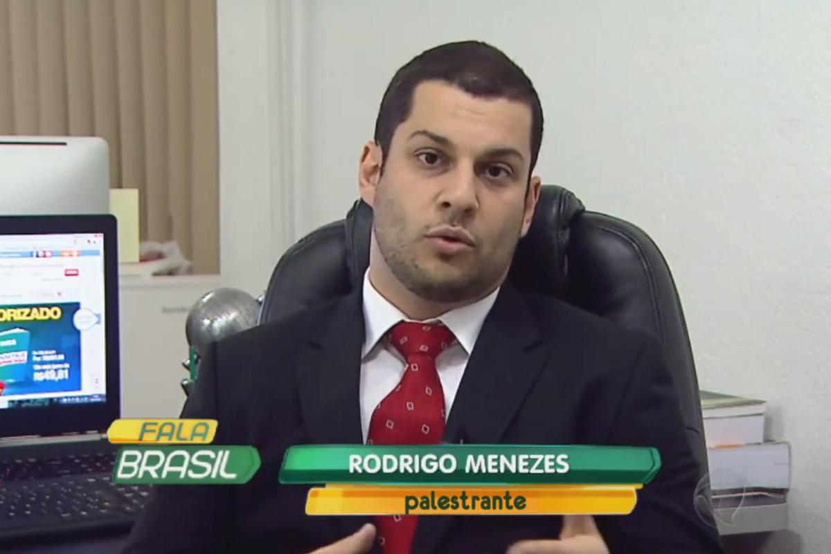 entrevista rodrigo menezes fala brasil