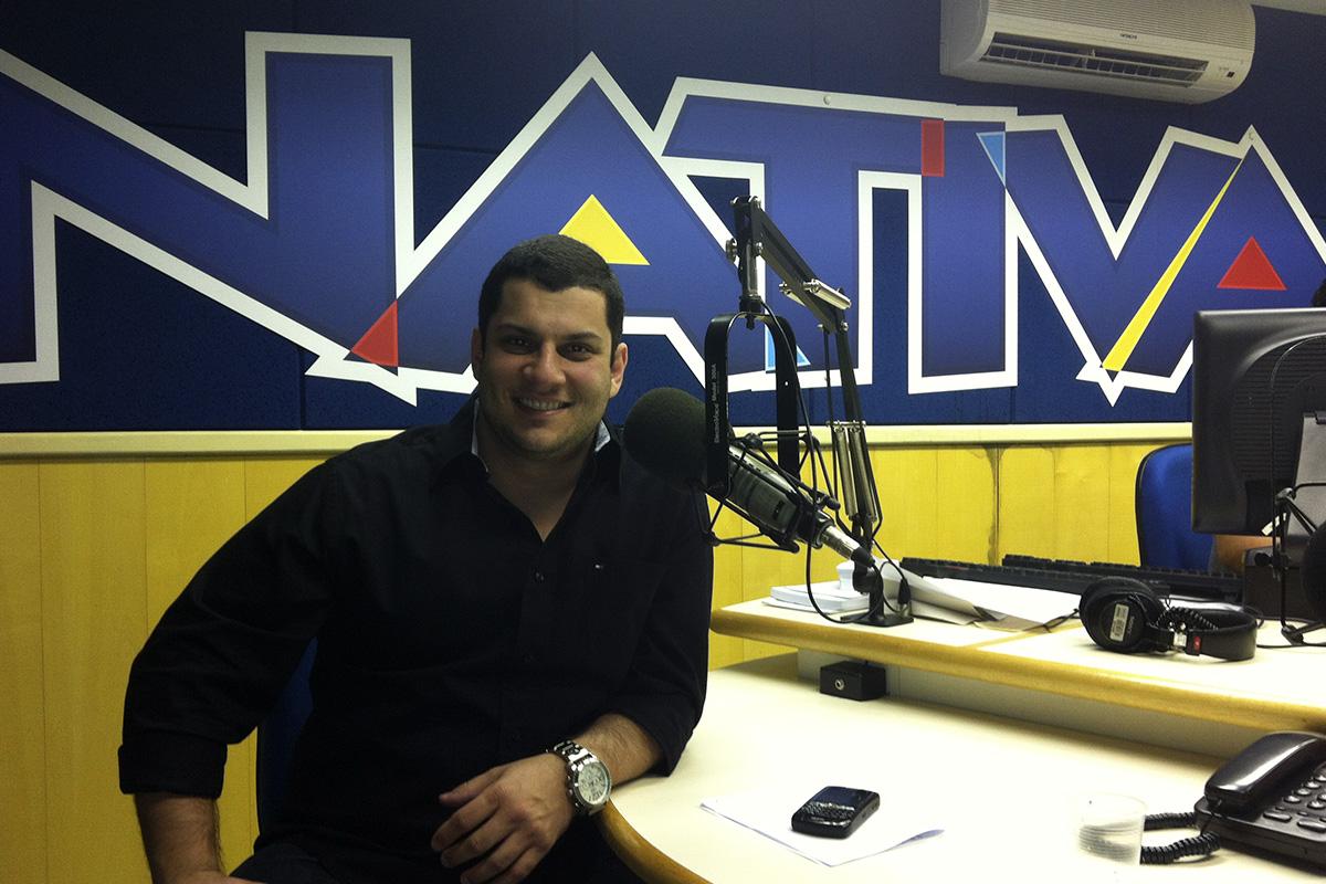 entrevista rádio nativa fm