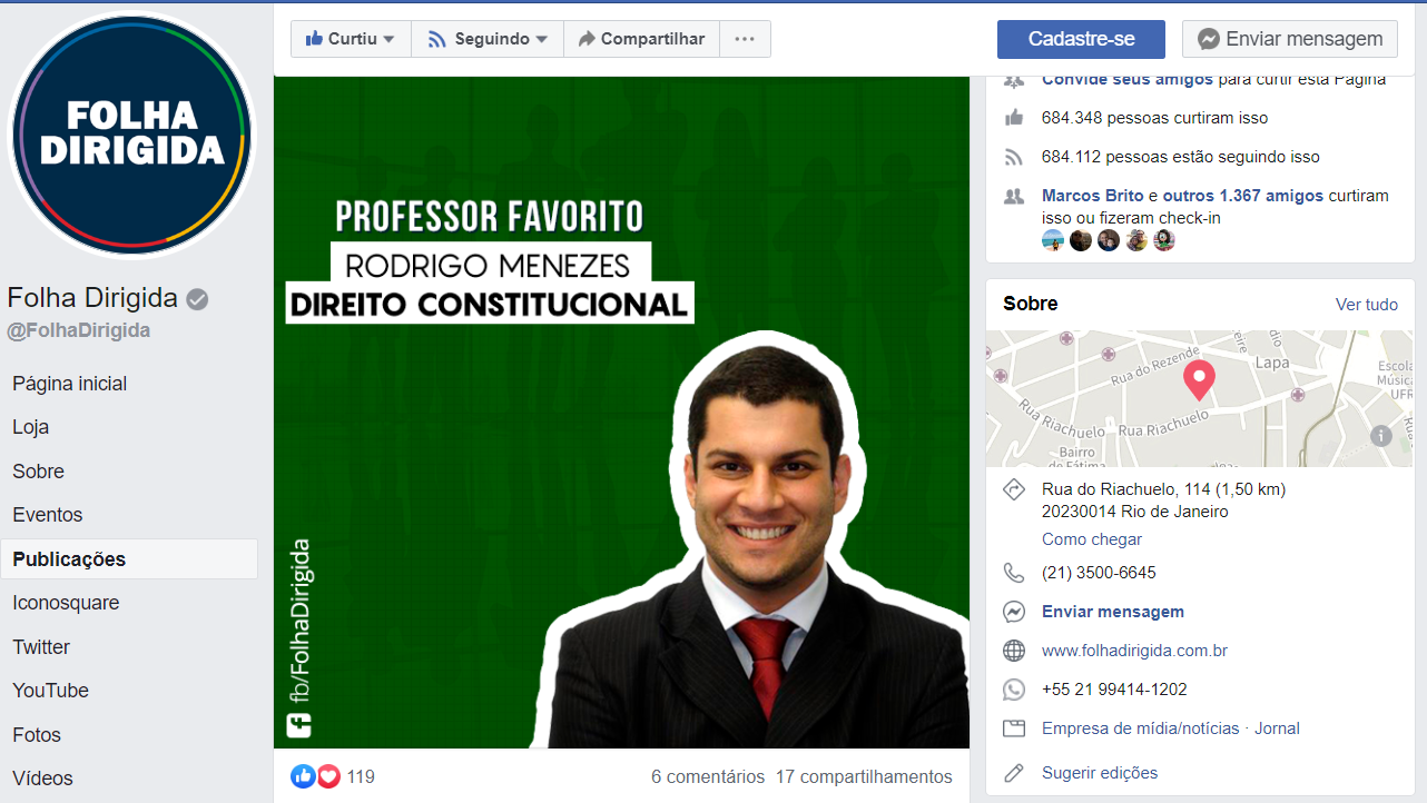 professor favorito