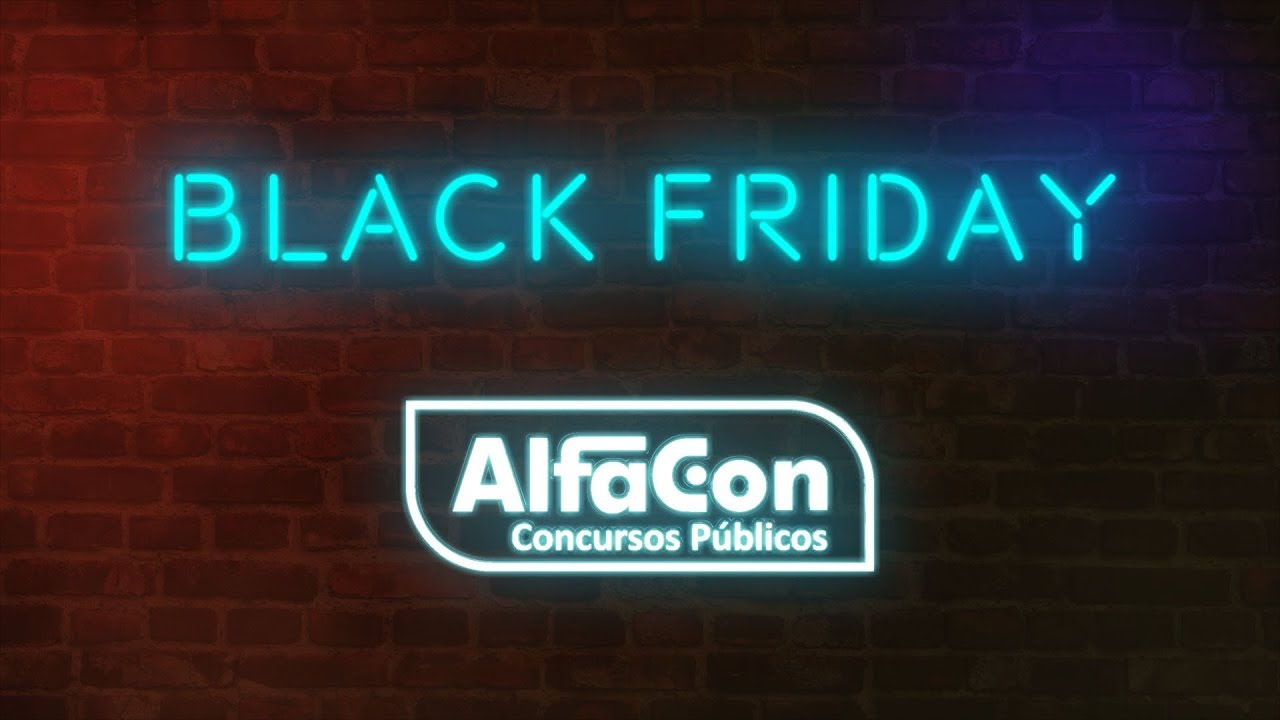 black friday alfacon 2019