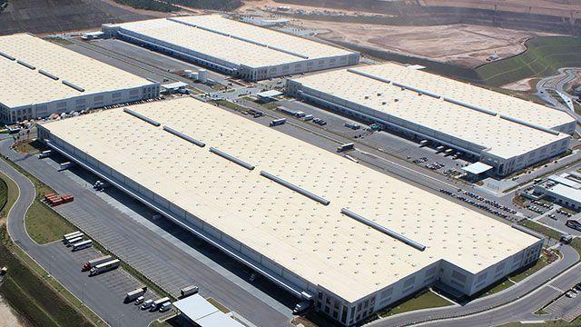 centro de distribuição amazon brasil