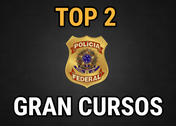 melhores cursos online para o concurso polícia federal top 2