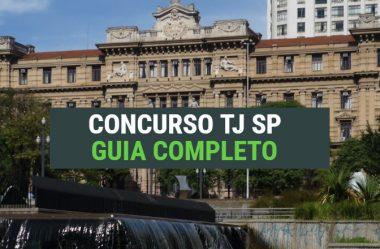 Concurso Escrevente TJ SP Vale a Pena? (Guia Completo)