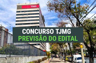 Concurso TJMG: Comissão formada! Quando sai o edital?