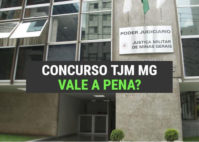 Concurso TJM MG Vale a Pena? (Opinião Sincera)