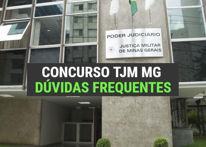 Concurso TJM MG: 7 Dúvidas Frequentes (A 7ª é a Mais Comum!)